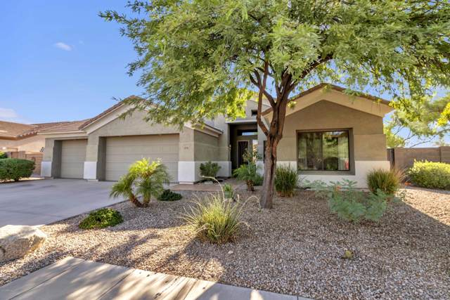 1007 N Tambor Circle, Mesa, AZ 85207 (MLS #5966673) :: Openshaw Real Estate Group in partnership with The Jesse Herfel Real Estate Group
