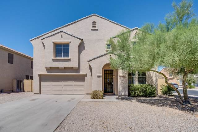 45992 W Sonny Road, Maricopa, AZ 85139 (MLS #5966676) :: Team Wilson Real Estate