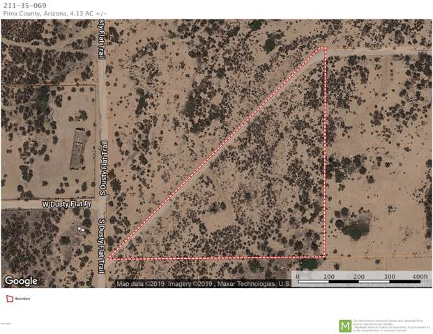 4161 S Dusty Flat Trail, Tucson, AZ 85735 (MLS #5966679) :: Santizo Realty Group