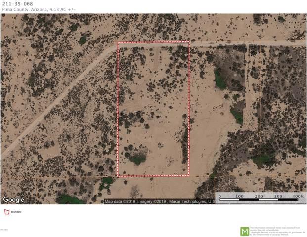 4165 S Dusty Flat Trail, Tucson, AZ 85735 (MLS #5966682) :: Santizo Realty Group