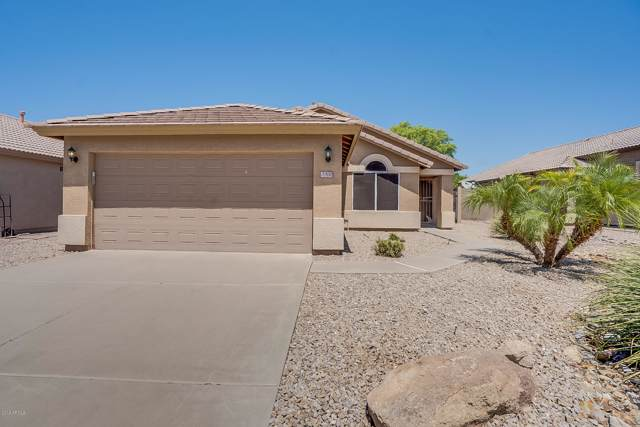 3900 E Kroll Court, Gilbert, AZ 85234 (MLS #5966696) :: Team Wilson Real Estate