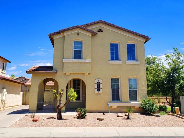 1891 S Voyager Drive, Gilbert, AZ 85295 (MLS #5966706) :: Team Wilson Real Estate