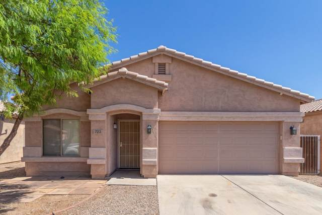 723 E Horizon Heights Drive, San Tan Valley, AZ 85143 (MLS #5966717) :: CC & Co. Real Estate Team