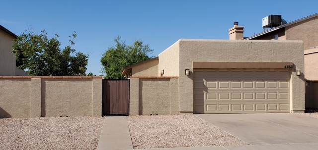 4463 W Wescott Drive, Glendale, AZ 85308 (MLS #5966722) :: Openshaw Real Estate Group in partnership with The Jesse Herfel Real Estate Group