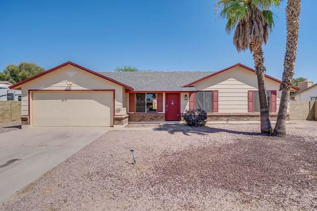 1138 E Avenida Grande, Casa Grande, AZ 85122 (MLS #5966732) :: Lux Home Group at  Keller Williams Realty Phoenix