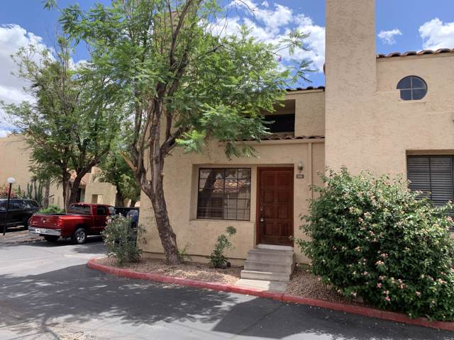 1025 E Highland Avenue #32, Phoenix, AZ 85014 (MLS #5966740) :: Brett Tanner Home Selling Team