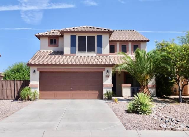 574 E Press Road, San Tan Valley, AZ 85140 (MLS #5966742) :: The Bill and Cindy Flowers Team