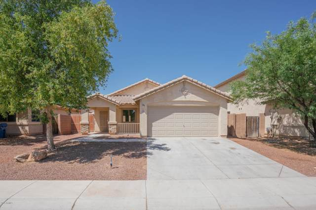 25830 W St James Avenue, Buckeye, AZ 85326 (MLS #5966743) :: Devor Real Estate Associates