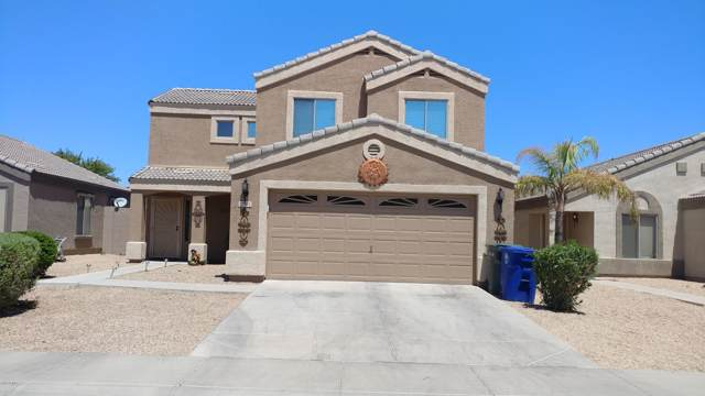 12762 W Dreyfus Drive, El Mirage, AZ 85335 (MLS #5966749) :: Devor Real Estate Associates