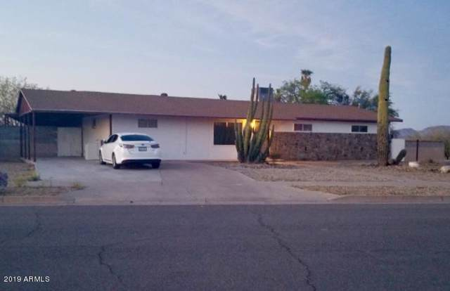 141 E 5th Avenue, Ajo, AZ 85321 (MLS #5966759) :: The Bill and Cindy Flowers Team