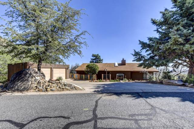 2088 Forest Hills Road, Prescott, AZ 86303 (MLS #5966762) :: The Bill and Cindy Flowers Team