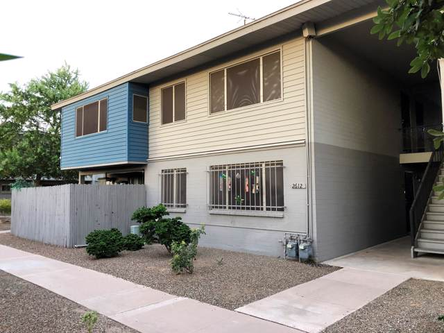 2612 W Berridge Lane C-224, Phoenix, AZ 85017 (MLS #5966770) :: Revelation Real Estate