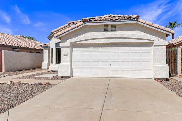 1620 N Sunset Place, Chandler, AZ 85225 (MLS #5966784) :: Lifestyle Partners Team