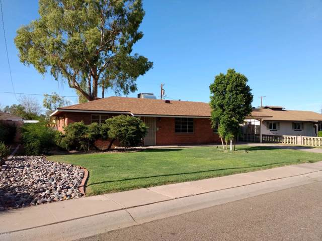 2228 W Flower Street, Phoenix, AZ 85015 (MLS #5966787) :: Brett Tanner Home Selling Team