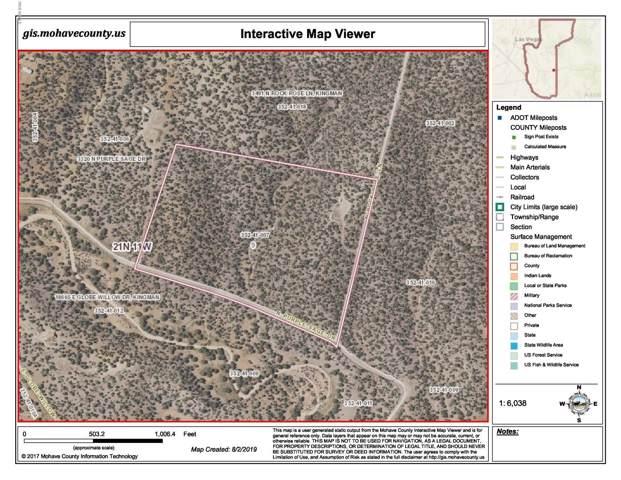 Lot 288 N Purple Sage Drive, Kingman, AZ 86401 (MLS #5966788) :: My Home Group