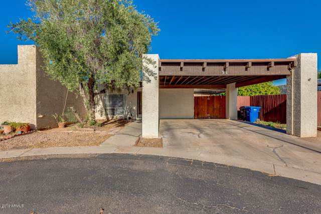 1725 N Date Street #31, Mesa, AZ 85201 (MLS #5966795) :: Revelation Real Estate