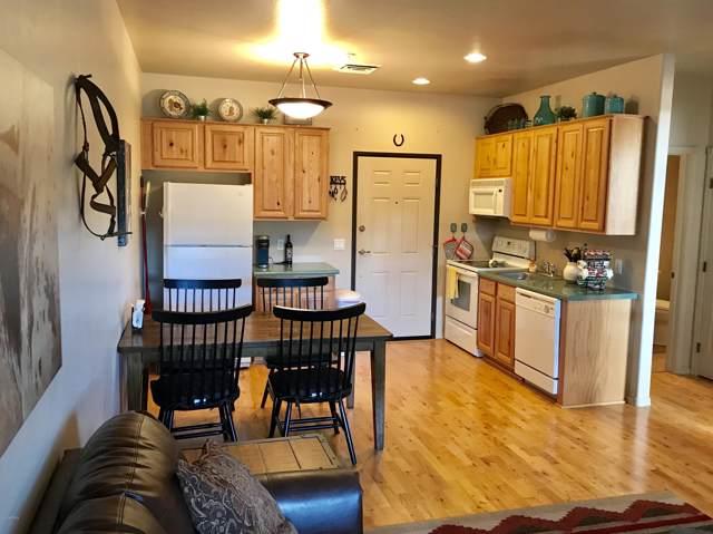 2383 Quarter Horse Trail #209, Overgaard, AZ 85933 (MLS #5966827) :: Team Wilson Real Estate