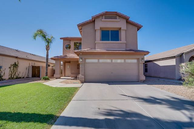 2229 E Pinto Drive, Gilbert, AZ 85296 (MLS #5966829) :: Power Realty Group Model Home Center