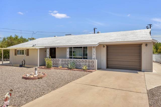 12651 N Pebble Beach Drive, Sun City, AZ 85351 (MLS #5966836) :: Revelation Real Estate