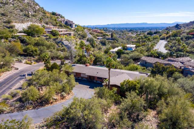 7120 N Clearwater Parkway, Paradise Valley, AZ 85253 (MLS #5966845) :: Conway Real Estate