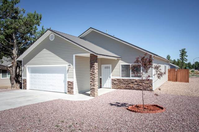 50 N Canyon Loop, Show Low, AZ 85901 (MLS #5966848) :: Revelation Real Estate