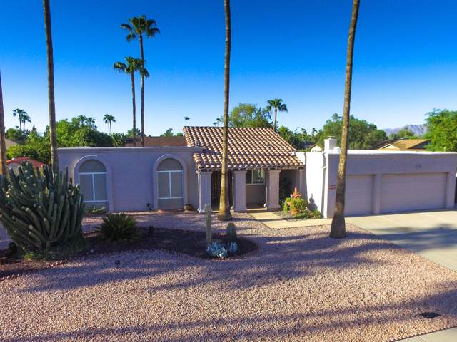 7420 E Turquoise Avenue, Scottsdale, AZ 85258 (MLS #5966881) :: Brett Tanner Home Selling Team
