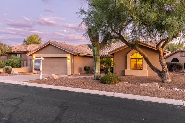 8629 E Aloe Drive, Gold Canyon, AZ 85118 (MLS #5966883) :: Nate Martinez Team