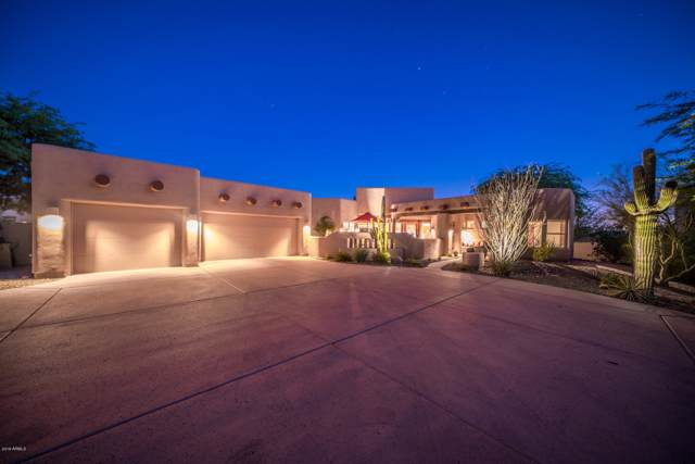 22896 N 93rd Street, Scottsdale, AZ 85255 (MLS #5966884) :: Brett Tanner Home Selling Team