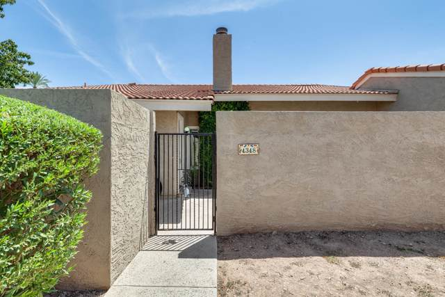 4348 E Mulberry Drive, Phoenix, AZ 85018 (MLS #5966892) :: Brett Tanner Home Selling Team