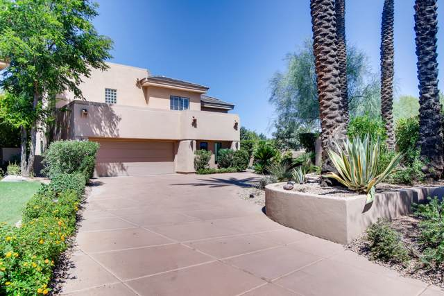 7425 E Gainey Ranch Road #1, Scottsdale, AZ 85258 (MLS #5966897) :: Brett Tanner Home Selling Team