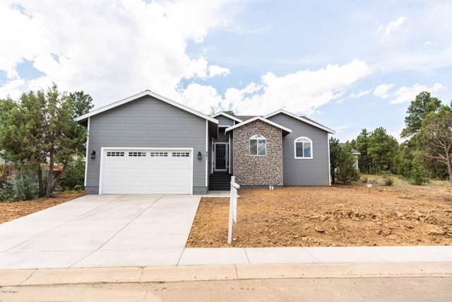 861 E Blue Jay Lane, Show Low, AZ 85901 (MLS #5966917) :: Team Wilson Real Estate