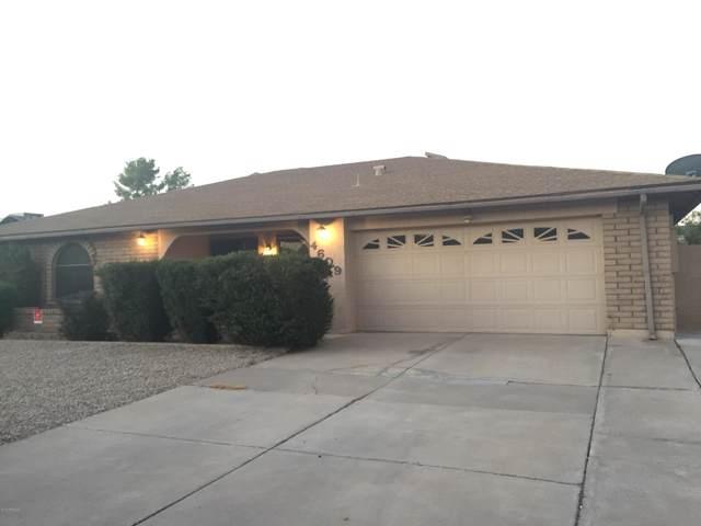 4609 W Corrine Drive, Glendale, AZ 85304 (MLS #5966921) :: Devor Real Estate Associates