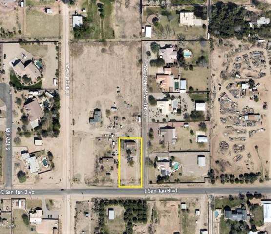 17802 E San Tan Boulevard, Queen Creek, AZ 85142 (MLS #5966944) :: Brett Tanner Home Selling Team