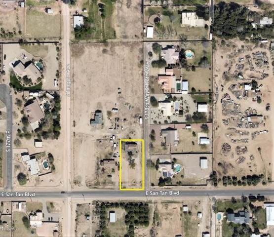 17802 E San Tan Boulevard, Queen Creek, AZ 85142 (MLS #5966944) :: Kepple Real Estate Group