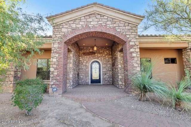 3927 N Pinnacle Hills Circle, Mesa, AZ 85207 (MLS #5966948) :: Santizo Realty Group