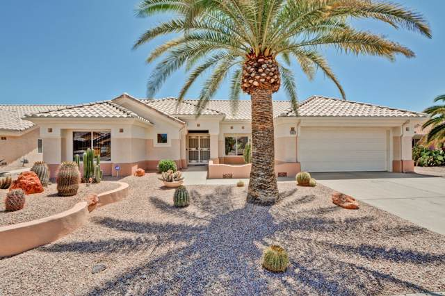 14617 W Caballero Drive, Sun City West, AZ 85375 (MLS #5966951) :: Devor Real Estate Associates
