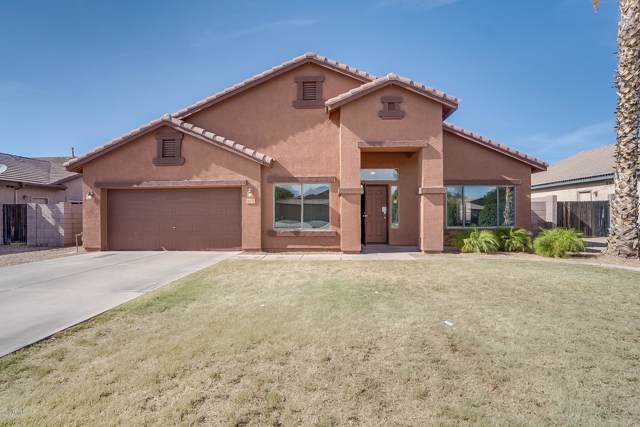 4572 E Barbarita Court, Gilbert, AZ 85234 (MLS #5966967) :: Power Realty Group Model Home Center