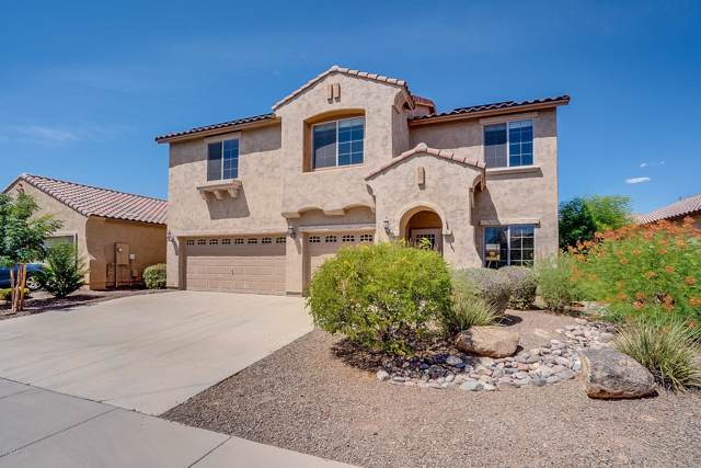 25982 W Potter Drive, Buckeye, AZ 85396 (MLS #5966969) :: Devor Real Estate Associates