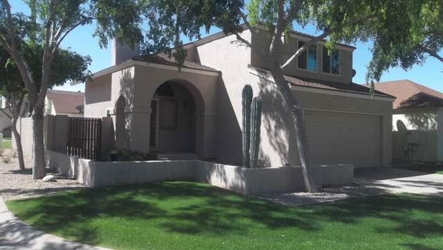 5151 W Boston Way S, Chandler, AZ 85226 (MLS #5966989) :: Homehelper Consultants