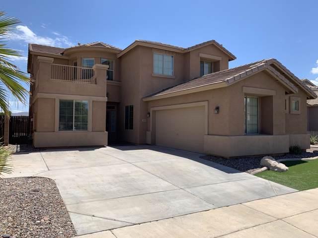 6219 S Cottonfields Lane, Laveen, AZ 85339 (MLS #5967011) :: Revelation Real Estate