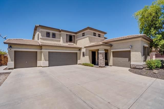 8020 S 53RD Avenue, Laveen, AZ 85339 (MLS #5967030) :: Arizona 1 Real Estate Team