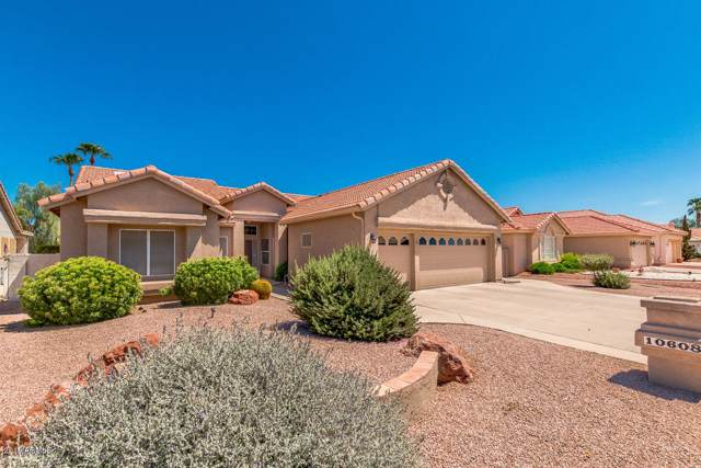 10608 E Halley Drive, Sun Lakes, AZ 85248 (MLS #5967033) :: Brett Tanner Home Selling Team