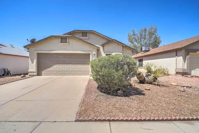 8508 N 108th Lane, Peoria, AZ 85345 (MLS #5967037) :: The Laughton Team