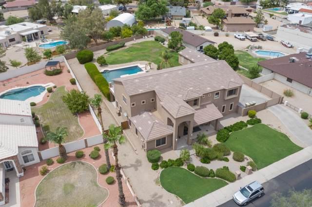 18016 N 67TH Avenue, Glendale, AZ 85308 (MLS #5967049) :: Occasio Realty