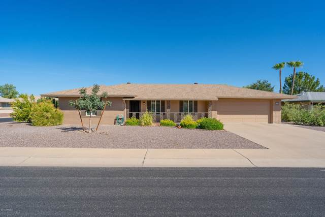 9210 W Harbor Hills Drive, Sun City, AZ 85351 (MLS #5967052) :: Brett Tanner Home Selling Team