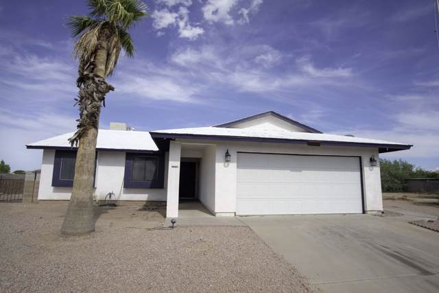 15455 S Williams Place, Arizona City, AZ 85123 (MLS #5967063) :: The Bill and Cindy Flowers Team