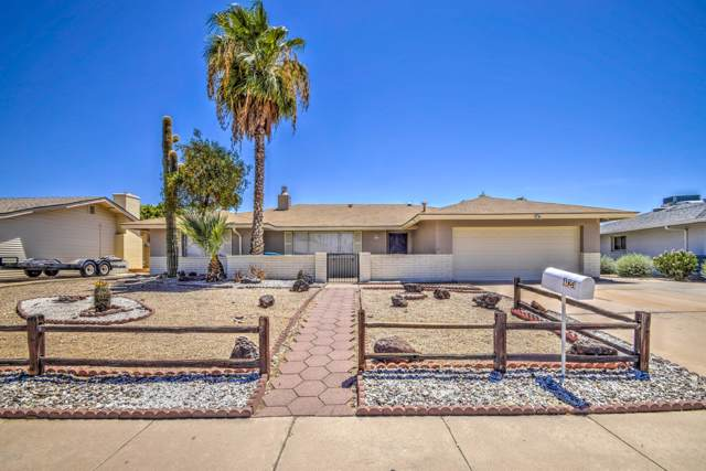 4123 W Lane Avenue, Phoenix, AZ 85051 (MLS #5967068) :: The Ford Team
