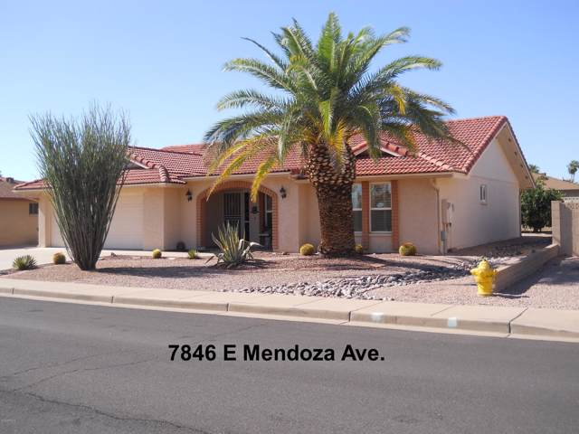 7846 E Mendoza Avenue, Mesa, AZ 85209 (MLS #5967094) :: Riddle Realty Group - Keller Williams Arizona Realty