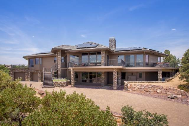 910 N Scenic Drive, Payson, AZ 85541 (MLS #5967098) :: Kepple Real Estate Group