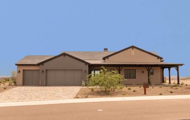3998 Rolling Stock Way, Wickenburg, AZ 85390 (MLS #5967099) :: Yost Realty Group at RE/MAX Casa Grande